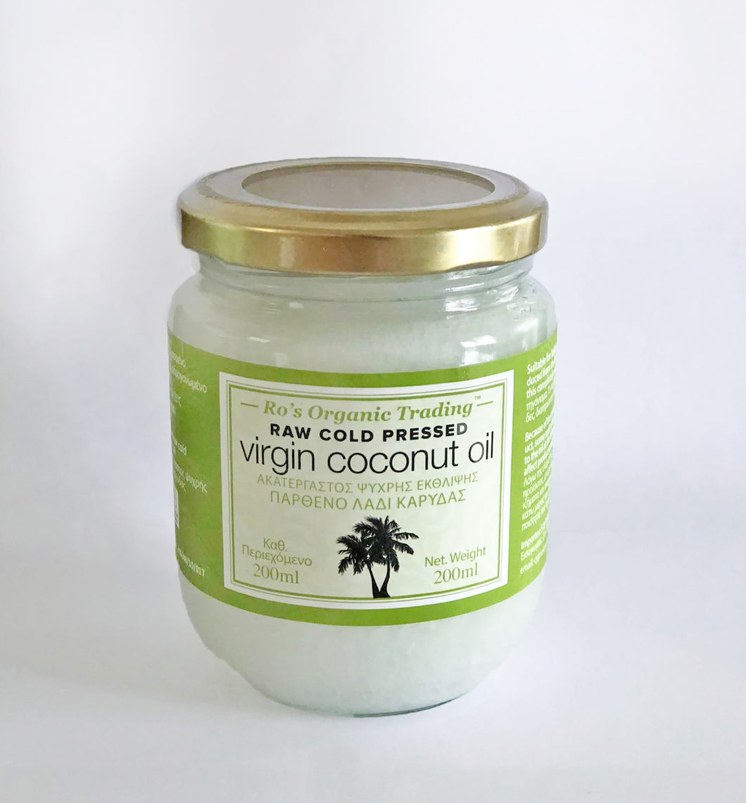 Virgin Coconut Oil 200ml