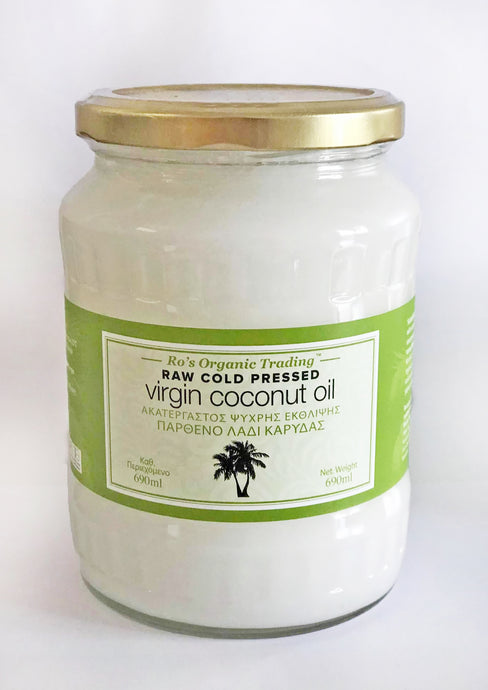 Virgin Coconut Oil 690ml