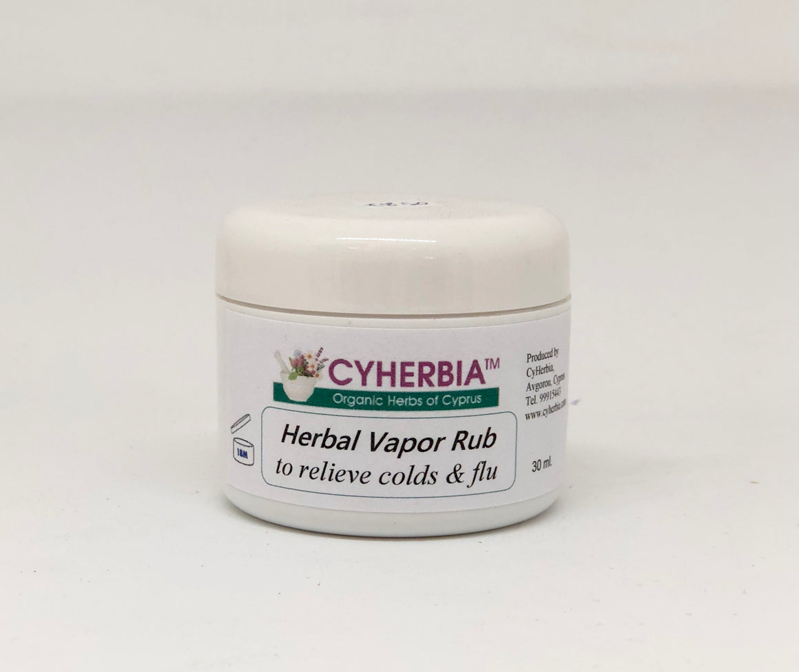Herbal Vapor Rub 30ml
