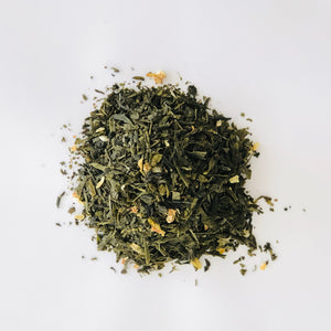 Green Tea with Jasmine and Bergamot