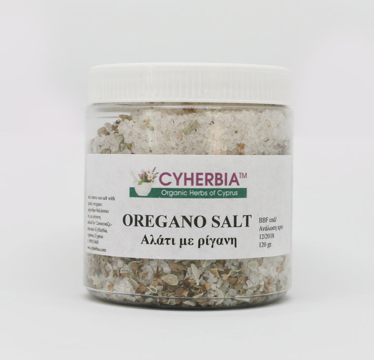 Oregano Salt