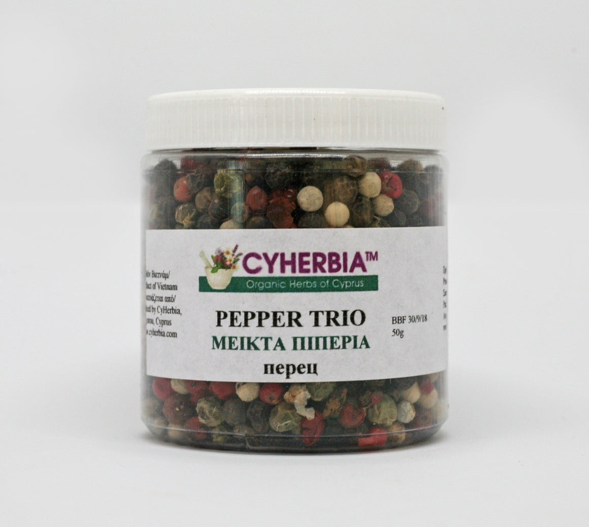 Pepper Trio