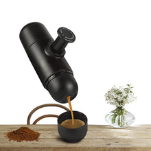 Machine espresso portable