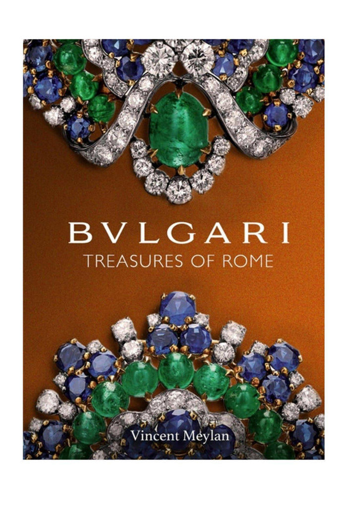 Bvlgari Book Treasures of Rome