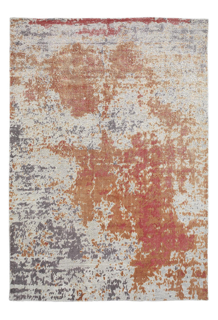 Capri Viscose Rug Orange