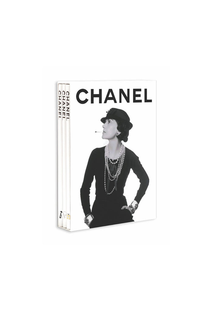 Chanel 3 Book Set