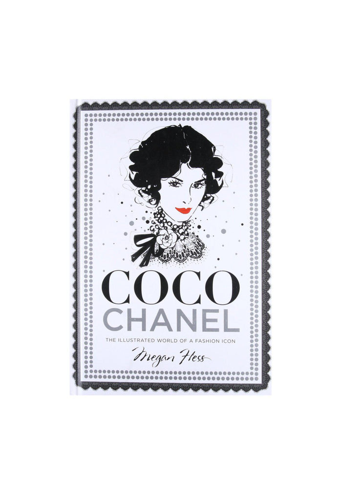 Coco Chanel Book by Megan Hess
