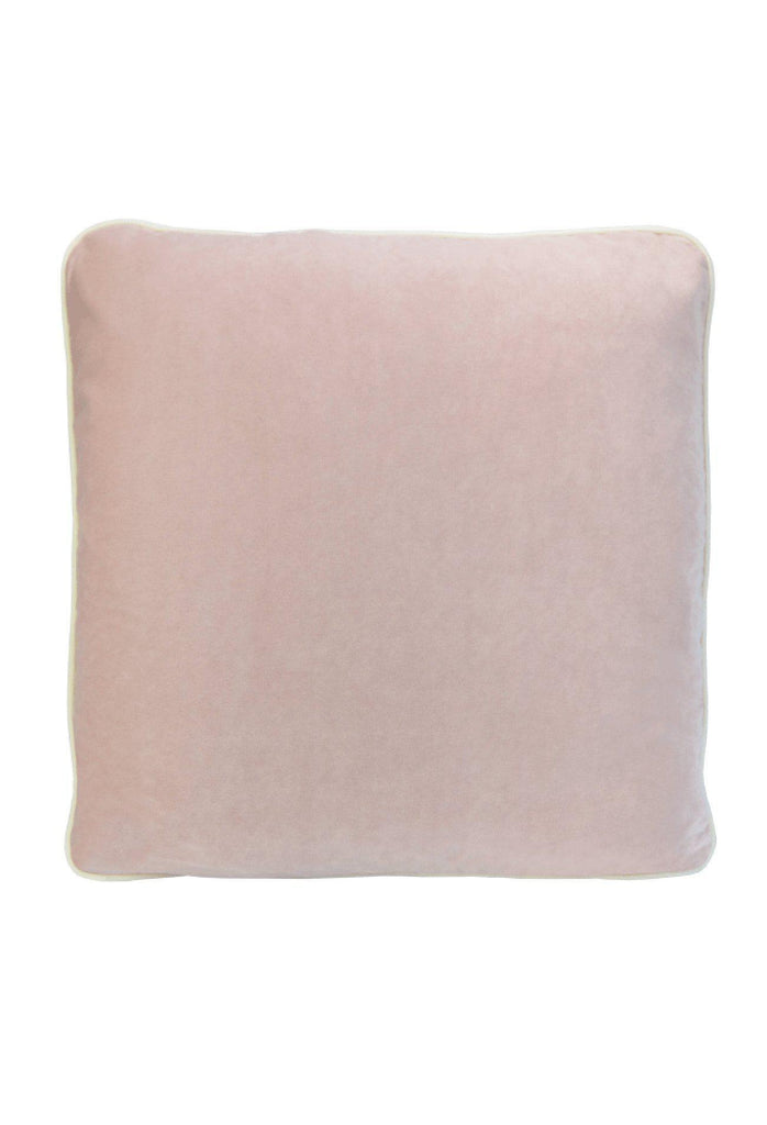 Coco Piped Cushion - Pink