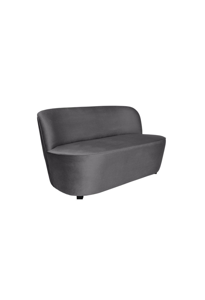 Coruso Sofa - Charcoal
