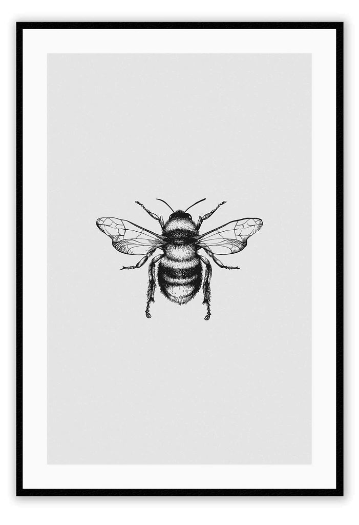 bee art framed print black gold brass  Homeware Furniture Interior Design 2019 Mordern Ideas - Canvas Home Interiors Sydney | Melbourne
