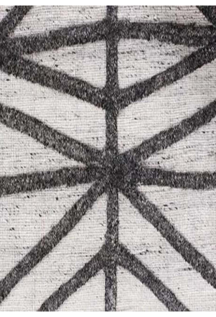 Diamond Rug Pewter