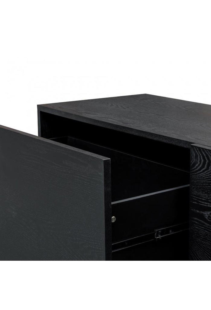 Dylan Entertainment TV Unit Black