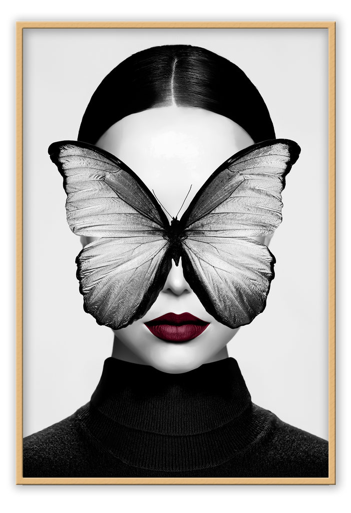 Black Butterfly II