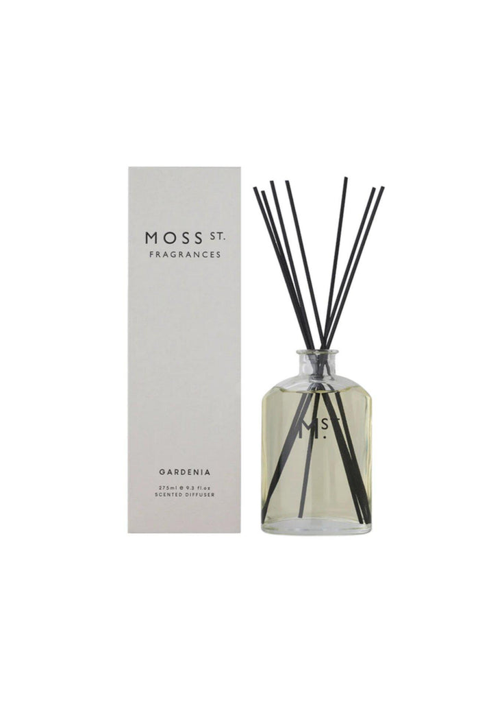 GARDENIA Diffuser 275ml - MOSS ST Fragrances