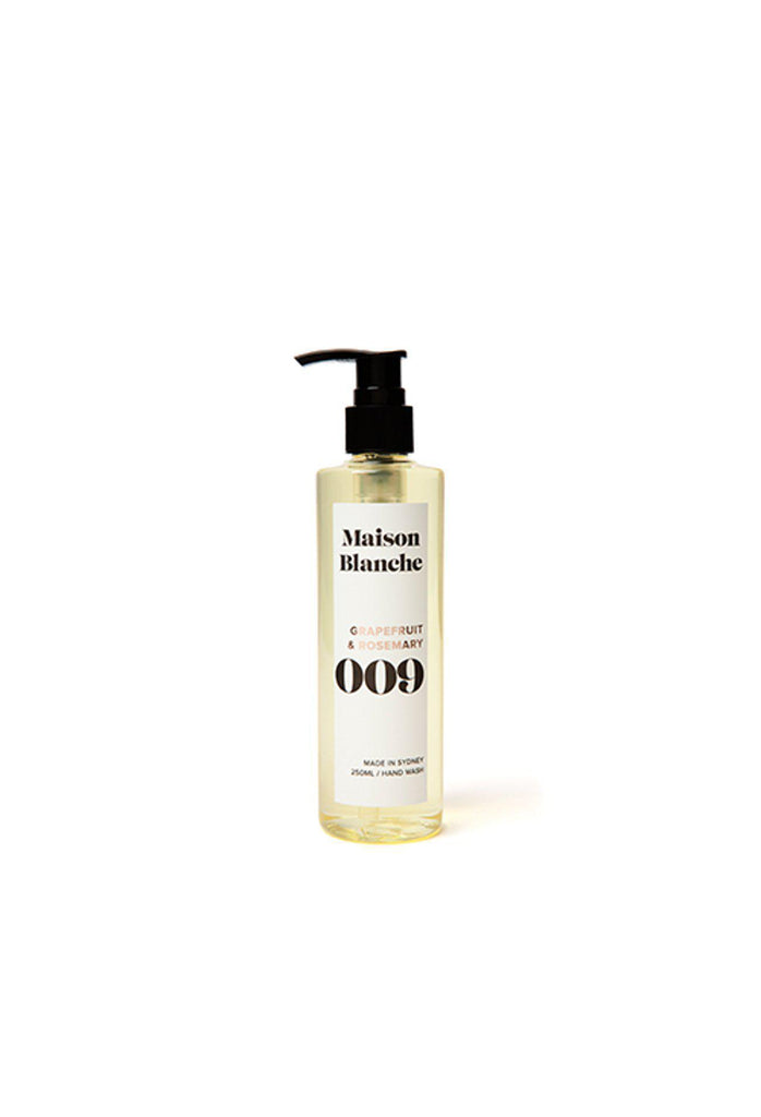 Grapefruit & Rosemary Hand Wash - Maison Blanche