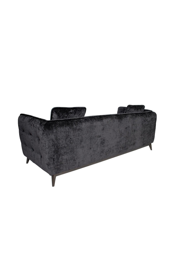 Irene 3 seater sofa - Charcoal