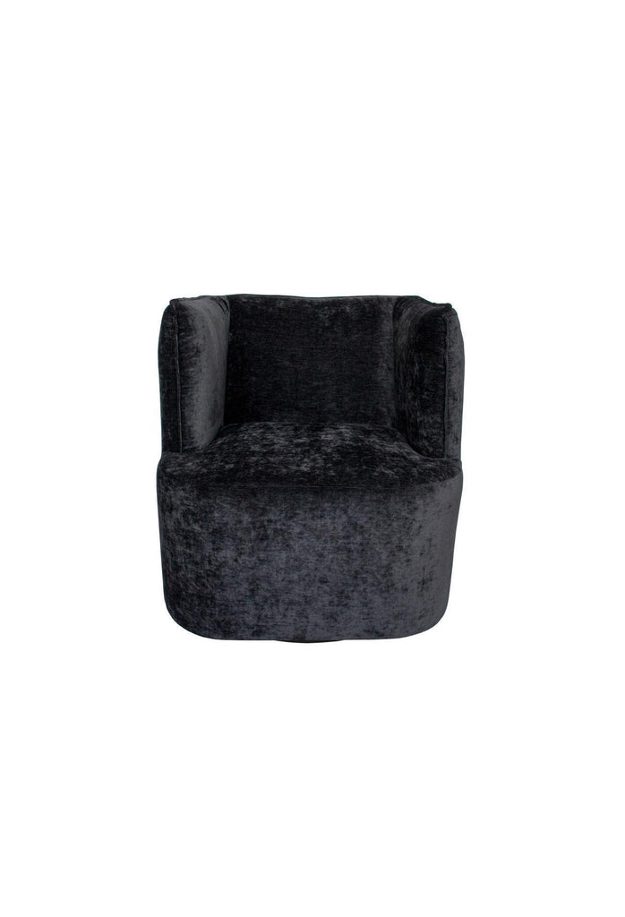Irene swing chair - Charcoal