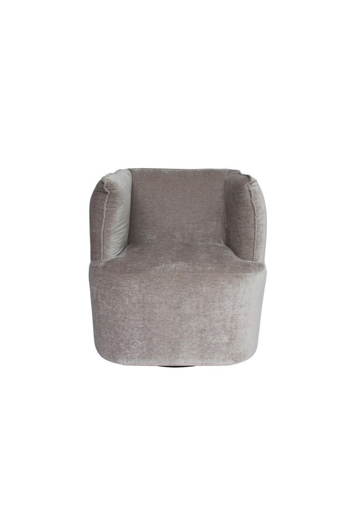 Irene swing chair - Grey