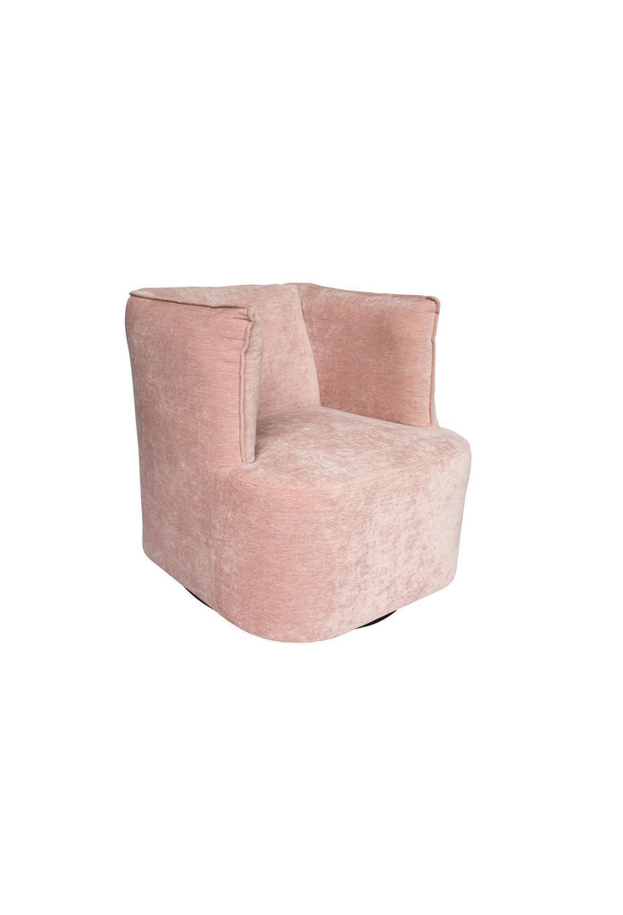 Irene swing chair - Pink