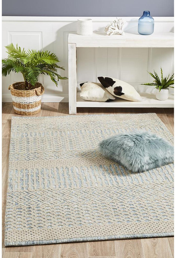 Lucinda Brook Blue Green Rug
