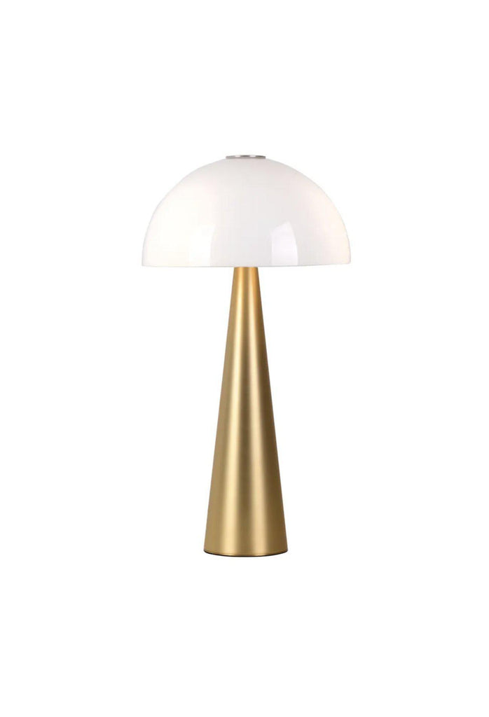 Nobu Table Lamp - Brass