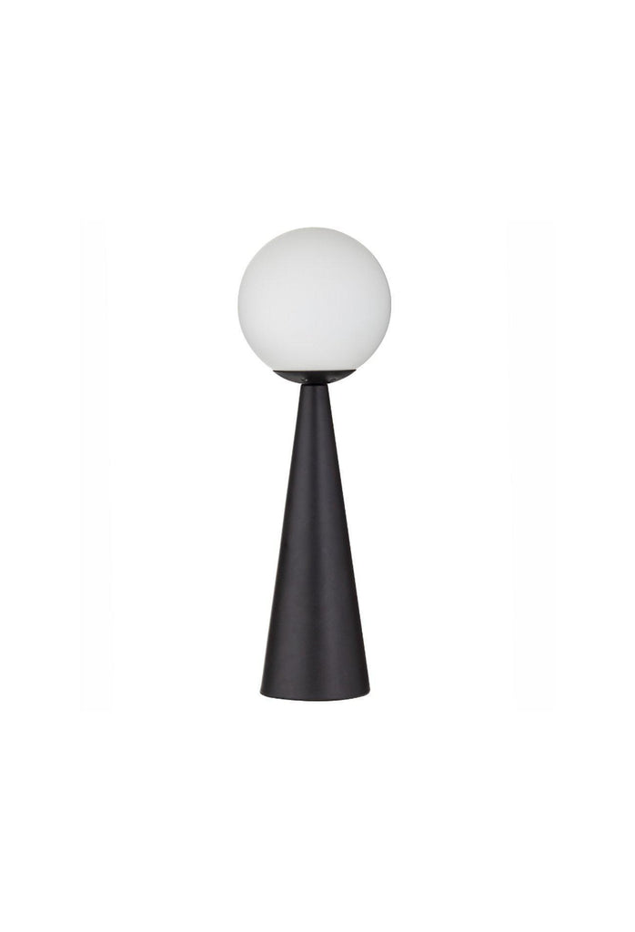 Oriel Table Lamp - Black