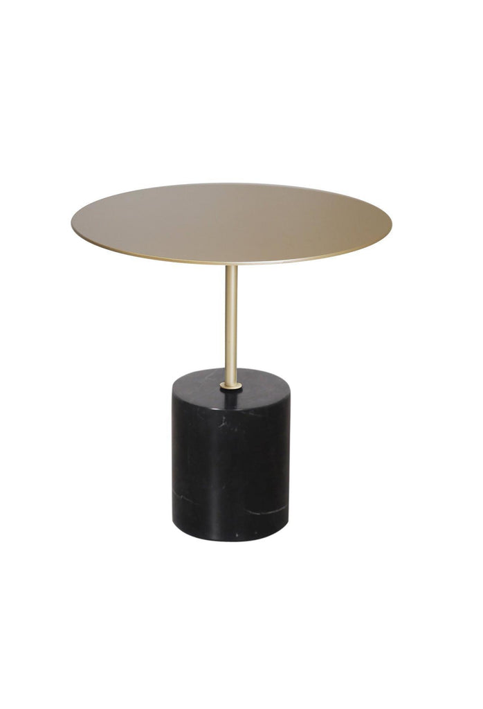 Rio Side Table - Brass