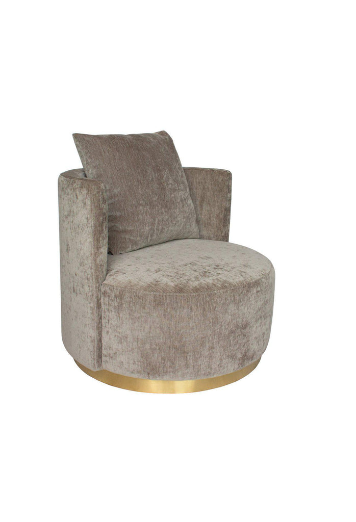 Ruby love seat - Grey
