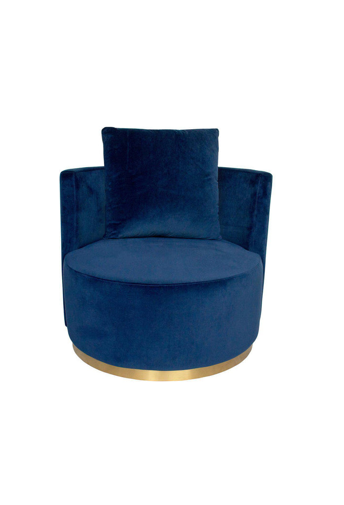 Ruby love seat - Navy