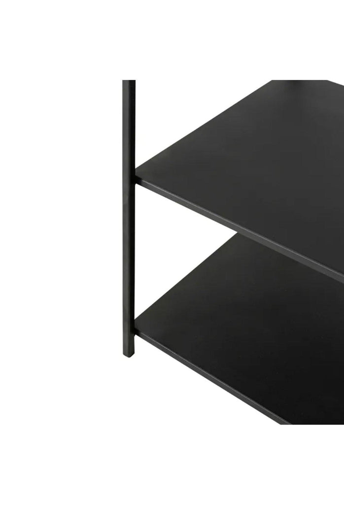 Sabina Bookcase - Black