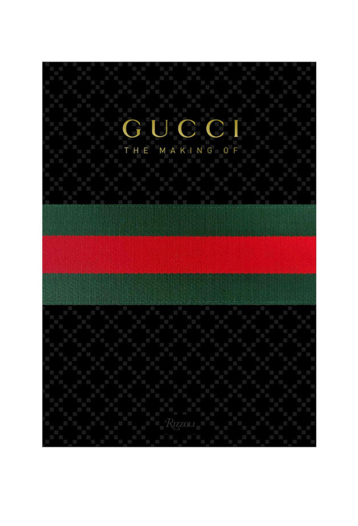 The Making of Gucci Book