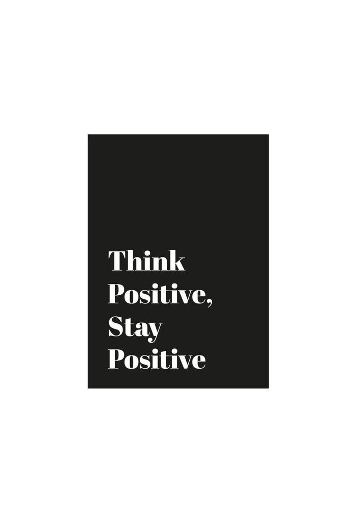 Think Positive Book