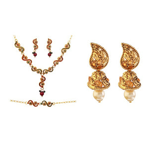 14Fashion Set Of 2 Jewellery Combo