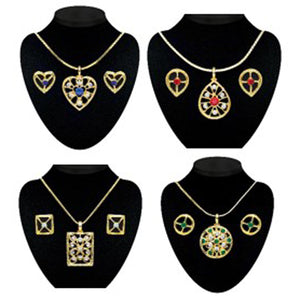 14Fashions Set Of 4 Pendant Combo