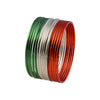 Jeweljunk Multicolour Bangle Set
