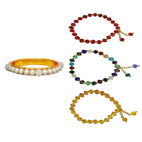 Kriaa Multicolor Changeable Bracelet