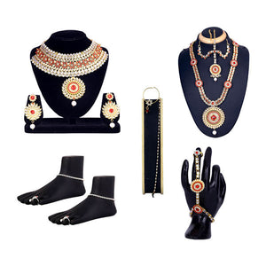 14Fashions Bridal Jewellery Combos Set