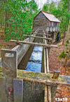 STR0008-Cable Mill at Cades Cove