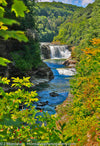 FRM0005 - Lower Falls, Letchworth State Park, New York
