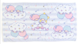Sanrio Little Twin Stars Large Luxury Towel