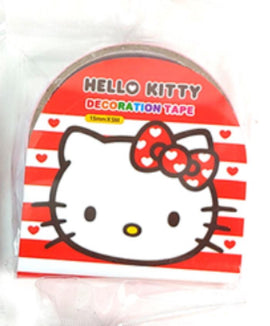 Hello Kitty Decorative Crafting Paper Masking Tape