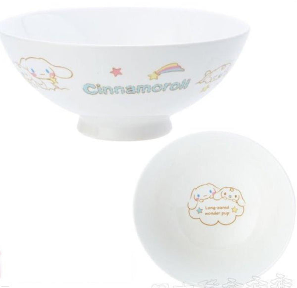 Cinnamoroll Ceramic Rice Bowl