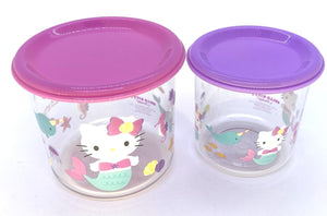 Hello Kitty Mermaid Snack Container Set