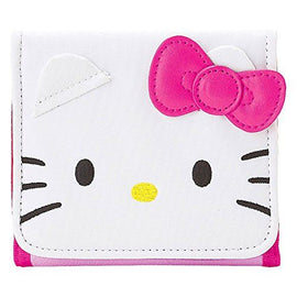 Hello Kitty Face Wallet/Purse - Prime Collection