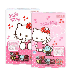Hello Kitty Band-aid Plasters
