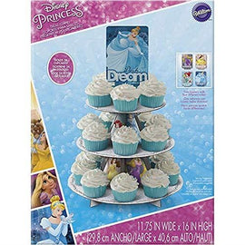 Wilton Disney Princess Party 3 Tier Cake Stand