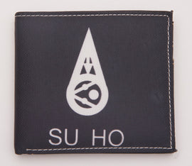 K-Pop Exo Black Wallet - Suho HALF PRICE