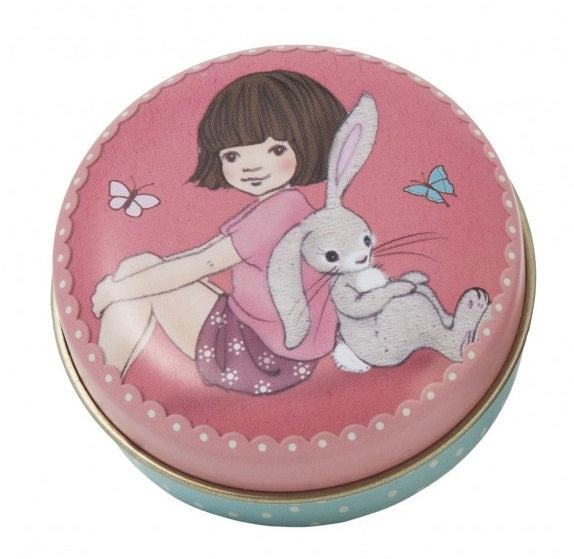 Belle & Boo Trinket Tin Vintage Style - Together