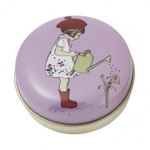Belle & Boo Trinket Tin Vintage Style - I Grew This