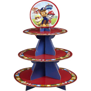 Paw Patrol Party 3 Tier Cake Stand